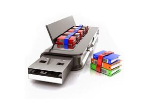 Восстановление файлов с USB