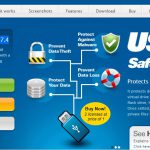 Стартовая страница Safeguard