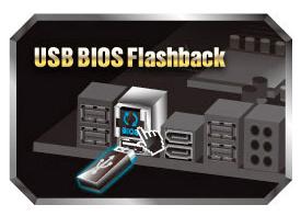 USB BIOS Flashback