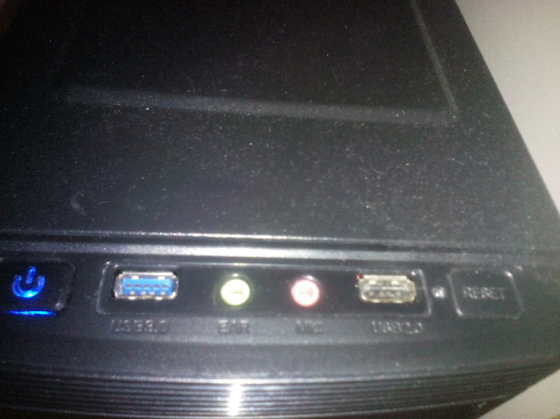 USB на компьютере