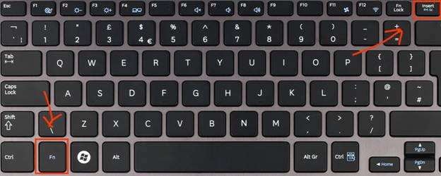 Print Screen на ноутбуках