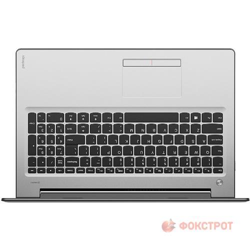 Ноутбук LENOVO IdeaPad 310-15ISK: вид сверху