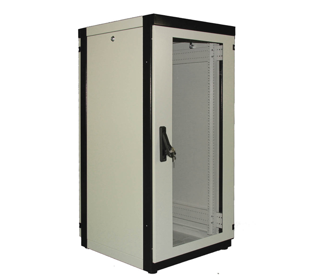 Шкаф серверный напольный 24U 600×1000