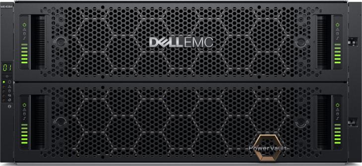 Dell EMC выпустила систему хранения данных ME4084