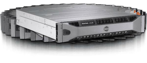 Обзор дискового массива Dell PowerVault MD1220