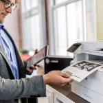 Что такое монохромный принтер